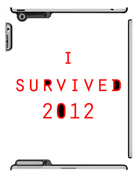 I SURVIVED 2012 by CodyMcBryan