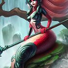 Koi Nami League of Legends by gleviosa