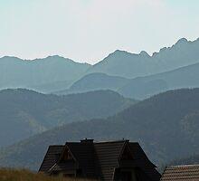 Koscielisko,Poland, Tatras Mountains by Tony Brown
