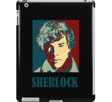 Sherlock Holmes Border iPad Case/Skin