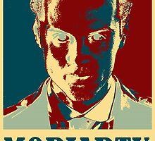 Sherlock Holmes Moriarty by Alexandrico