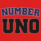 Number uno by FMelo