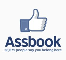 Assbook				 by crazytees