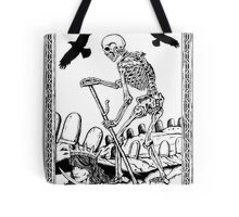 TAROT: Death Tote Bag