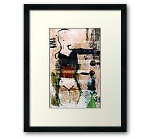 dancer 3 v1 Framed Print