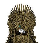 A Game On Throne by Damien Thomasz