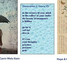 Discoveries by Vesna Poetess