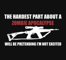 Favorite part of the Zombie Apocalypse by fsmooth