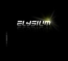 Elysium ipad_Cover by ANDIBLAIR