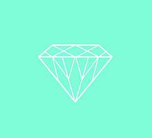 Tiffany Mint Diamond by RexLambo