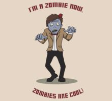 Zombies Are Cool! by orangecrocs