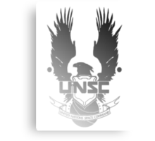 UNSC Faded  Canvas Print