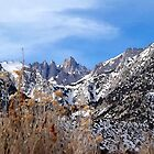 Mount Whitney -  California by Glenn McCarthy
