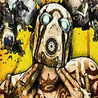 Borderlands Psycho by Joe Misrasi