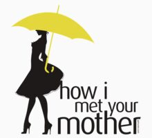How I met your mother by bertviles