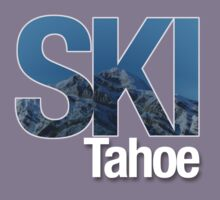 SKI - Tahoe by cpotter