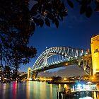 The Sydney Harbour Bridge by Dev Wijewardane
