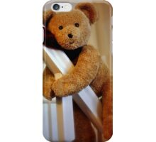 Caught in the act! iPhone Case/Skin