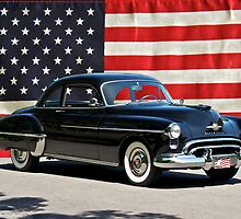 1950 Oldsmobile Rocket 88 by DaveKoontz