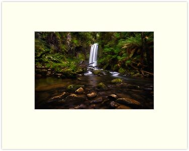 Hopetoun Falls 2 by Lincoln Harrison