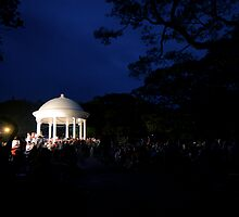 Carols at Balmoral Rotunda  by Chris Hood