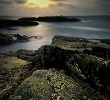 The Shining (at Fort Aguada) by Deepak Varghese