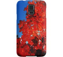 Hotter than hell, Burn you like the midday sun Samsung Galaxy Case/Skin