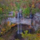 Fall Creek Falls by Benkeys
