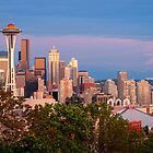 Seattle by Sam Scholes