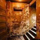 EXIT by Sam Scholes