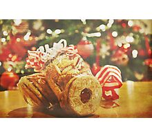 A Little Christmas Gift Photographic Print