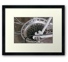 Velo Framed Print