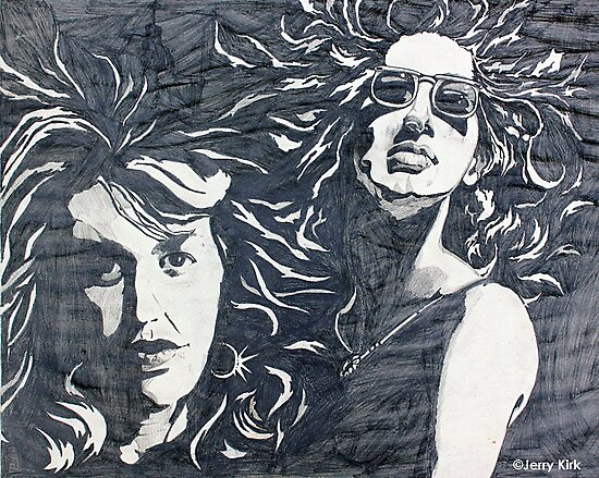 '2 Sides of Sylvia Plath' by Jerry Kirk