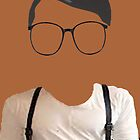 Hipster Suspenders by Brit Sigh