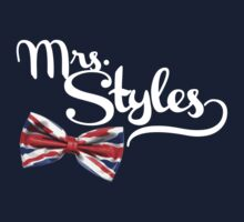 Mrs. Styles - White Text by VRex