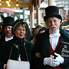 Dickens carolers by JJConnors