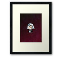 Chibi Lilandra Framed Print