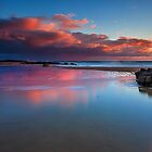West Coast Sunset by Paul Pichugin