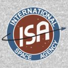 International Space Agency (ISA) by formypony