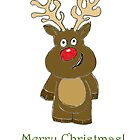Rudolph by Jennifer Kilgour