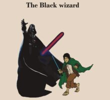 The Black Wizard by Irgum