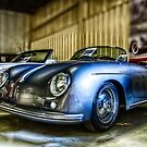 Porsche Speedster in HDR by MKWhite