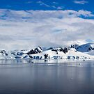 Reflecting on Antarctica 065 by Karl David Hill