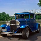 1929 Chevrolet Coupe Hot Rod by TeeMack