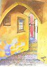 Sintra alley by terezadelpilar~ art & architecture
