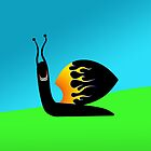 Share Favorite High-speed, gold-toothed snail by mightywombat