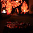 Melting Leaf by Adam Kuehl