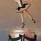 Music Box Ballet Dancer by Liam Liberty