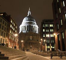 St. Pauls, London, England, UK * by Justin Mitchell