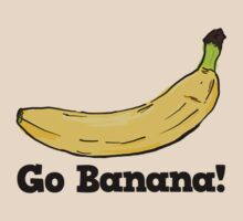Go Banana! by newdamage